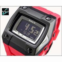Relógio Cásio Baby-g Bg-2100 4dr Feminino Lindo Original