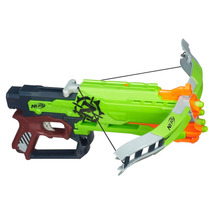 Lancador De Dardos Nerf Hasbro Zombie Strike Crossfire Bow