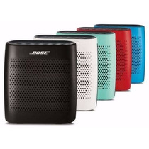 Caixa Som Bose Soundlink Colors Bluetooth Speaker 8h Bateria