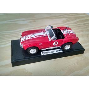 Auto De Colección Shelby Cobra 427 S/c Rojo - Usado