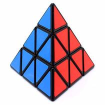 Kit Cubo Mágico Pyraminx + Square-1 Shengshou