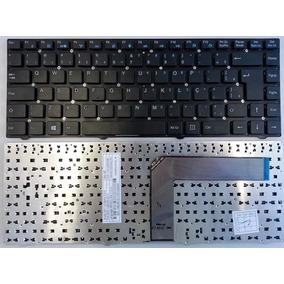 Teclado Para Notebook Semp Toshiba Sti 1401 Sti Ni1401 Com Ç
