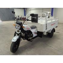 Motocarro Kingway Caja Larga 700 Kg En Todo Quintana Roo