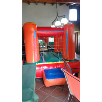 Castillo Inflable 2 X 2 + Turbina