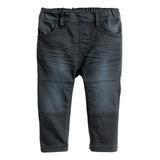 Jeans Elastizado Importado H&m Bebe (nueva Temporada)