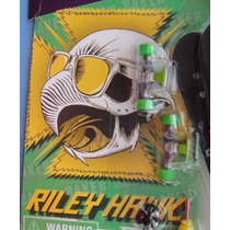 Skate De Dedo Tech Deck Baker Riley Hawk Lacrado