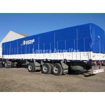 Lona Pvc Para Camión De Carga General Z9 Confeccionada X M2