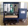Maquina De Fazer Chinelo Colocador De Tiras E Fresadora