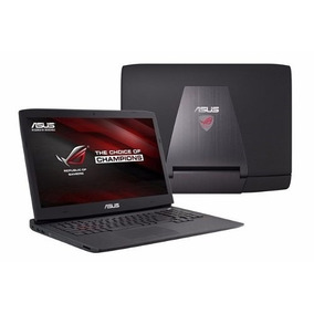 Notebook Asus Rog G751jl I7 4720hq Gtx 965m Tela 17.3 Touch