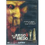 El Juego Del Miedo 2 Dvd Original Terror