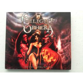 Twilight Opera-the End Of Halcyon Age, Cd, Excelente Estado