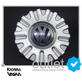 Calota De Roda Kr1560 Kromma 13,14,15,17,20 C/e Volkswagen