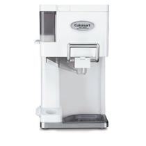 Maquina Para Hacer Helados Nieve Yogurt Cuisineart Blanca