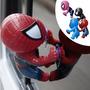 Juguete Hombre Araña Para Vidrios De Autos
