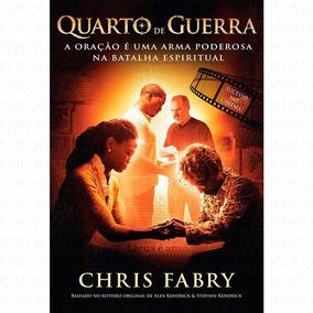 Kit Livro + Dvd Quarto De Guerra (edição Gospel)