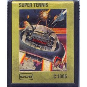 Super Tennis Original Atari 2600 - Martinez- Boulogne