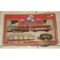 Locomotiva Trem - Union Express - Maria Fumaça - Completo