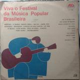 Lp Viva O Festival Da Musica Popular Brasileira