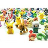 72 Figuras Pokemon 2 A 3 Cm