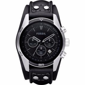 Reloj Fossil Hombre Trend Deportivo Ch2586 Negro