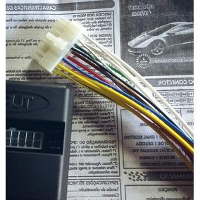 Conetor Plug Chicote Modulo Vidro 16 Vias Frete Gratis