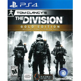Tom Clancy The Division Gold Edition Digital Ps4