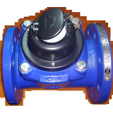 Medidor De Agua Chorro Múltiple 4 Pulgadas Uso Industrial