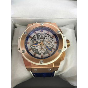 Relógio H-blot Quartz Masculino Miami Edicao Limitada Vf58
