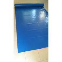 Lona Azul Rey 18 Onzas, Rollo O Metro Iva Incluido