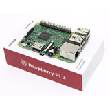 Raspberry Pi 3 Modelo B 2016 1.2 Ghz 1gb Wifi Bluetooth