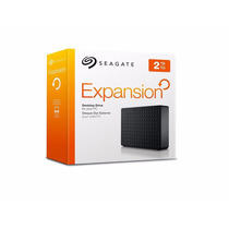 Hd Seagate Expansion 2tb 2tera - Usb 3.0