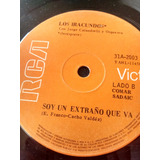 Vinilo Single De Los Iracundos -agua Con Amor(a2217