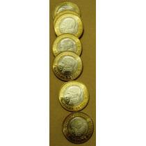 Moneda 20 Pesos Bicentenario Morelos Nueva