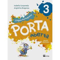 Livro Porta Aberta 3-lingua Portuguesa