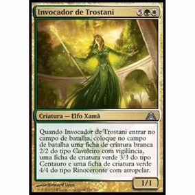 Cartas Magic Emmara Tandris Invocador De Trostani