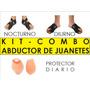 Combo 2 Abductor Juanete Nocturno + 2 Diurno + Protectores