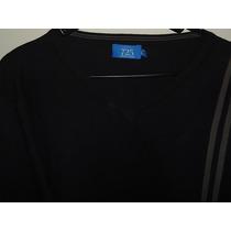 Sweater Moderno 725 Originals 100% Algodón Talla Xl Slim
