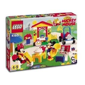 Cumpleaños Minnie Lego Disney Mickey Mouse De 4165