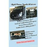 Alquilo Mini Van Hyundai - Nuevo