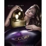 Perfume Ccori Pasion Unique Mujer Mega Original Y Sellado!
