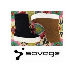 Savage Zapatos. Directo De Fabrica. Pan 60
