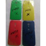 Tapa Trasera Carcasa Motorola Moto X