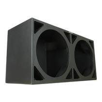 Caixa Dutada Power Bass P 2 Alto-falantes 18
