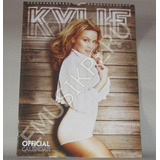 Kylie Minogue Calendario Oficial 2013 Importado Uk - Emk