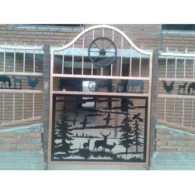 Puertas Y Portones Artisticos