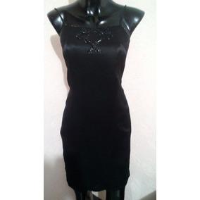 Bonito Vestido Negro Echo En Casa Talla S Para Cualquier