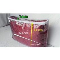 Bolsas De Pvc Para Cubrecamas C/almohadas En Pack De 6 Unid