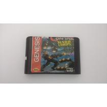 Contra Hard Corps - Cartucho Mega Drive