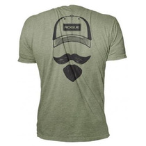 Playera Rogué Josh Bridges Crossfit