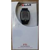 Reloj Pulsometro Polar Ft1 Cardio Banda Codificada